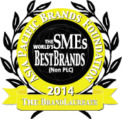 Alion Nation Solution BriteGate SMEs Best Brands Awards 2014